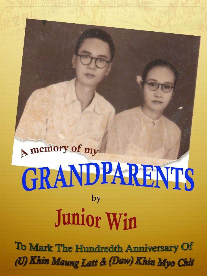 memories of my grandparents
